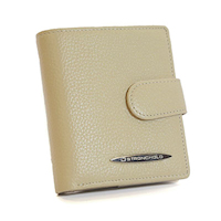 Cognac RFID Ladies 7 Slot Bifold Wallet