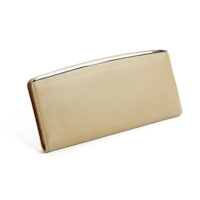 Camel Ladies Slim Clutch Wallet