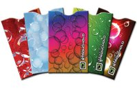 Bubbles Card Sleeves