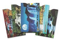 Waterfalls Card Sleeves